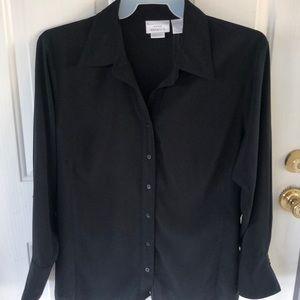 Worthington long sleeve blouse